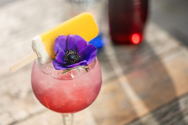 Cocktail - The pink bird