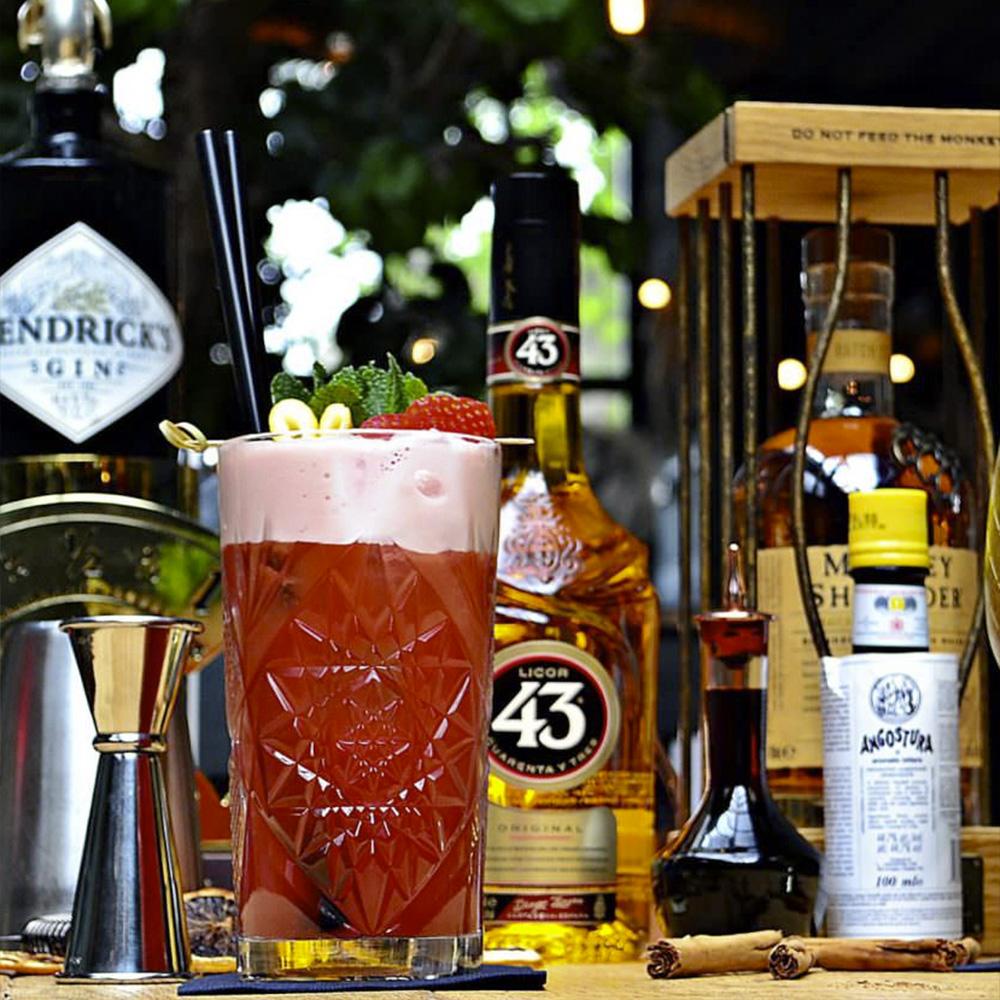 cocktails en likeuren