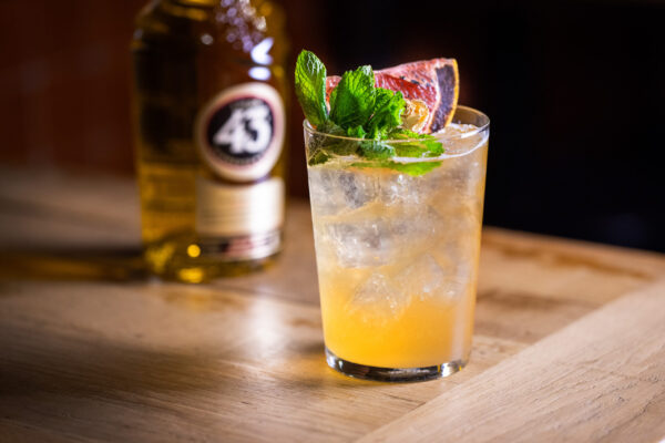 Cocktail met licor43