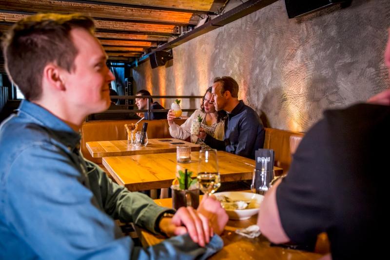 hip restaurant in leeuwarden